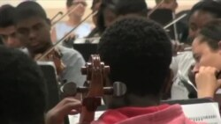Молодежный оркестр Лос-Анджелеса: ломая стереотипы
