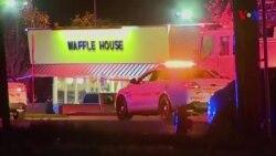 Waffle House-da dörd nəfəri qətlə yetirən şəxs həbs edilib