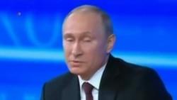 Путин об активистах «Гринпис»
