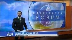 Washington Forum du 11 janvier 2018 : Mesures d'austérité au Tchad