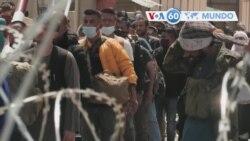 Manchetes mundo 19 Agosto: Afeganistão - persiste o caos fora do aeroporto internacional de Cabul