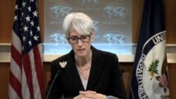 وندی شرمن: توافق اتمی با ایران امکان بیشتری برای حل مسائل منطقهای فراهم میکند