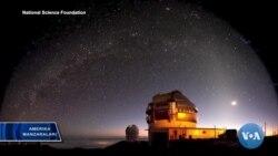 Teleskoplar samo sirlarini ochib bermoqda