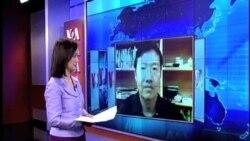 VOA连线: 台湾朝野就六四事件24周年发表看法