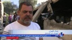 چرا ارتش اسرائیل خانه یک فلسطینی را در ساحل غربی رود اردن تخریب کرد