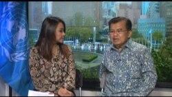 Liputan Khusus VOA: Wapres Jusuf Kalla tentang Dukungan Indonesia untuk Palestina