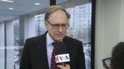 Former NATO Deputy Secretary General Alexander Vershbow on US Sanctions and Russia