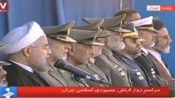 حسن روحانی : ارتش هرگز از دولت سهم خواهی نکرده