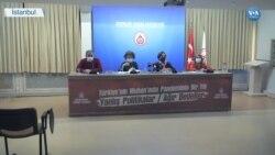 İstanbul Tabip Odası Salgında Geçen Bir Yılı Değerlendirdi