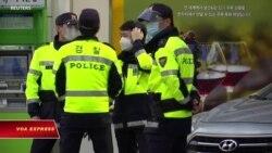 Hàn Quốc bắt giữ công dân Indonesia trốn cách ly COVID