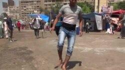 开罗包围迫在眉睫 穆尔西支持者誓不退缩