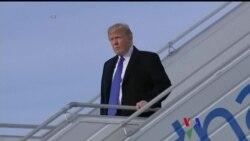 2018-1-30 美國之音視頻新聞:川普發佈國情咨文 移民改革與涉俄調查風波籠罩白宮