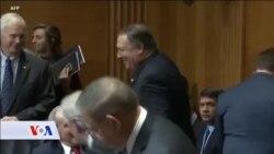 Tri stresna sata na Capitol Hill-u za državnog sekretara
