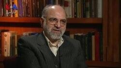 نسخه کامل گفتگوی صدای آمریکا با عبدالکریم سروش