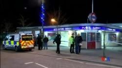 2015-12-06 美國之音視頻新聞: 英國警方調查地鐵站持刀傷人事件
