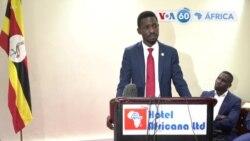 Manchetes africanas 12 Janeiro: Bobi Wine pede a apoiantes que protejam as eleições da fraude