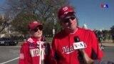 TASKAR VOA: A Karon Farko Kungiyar Washington Nationals Sun Lashe Kopi Duniya Na Baseball
