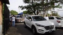 Familiares de periodistas presos en Nicaragua denuncian maltrato