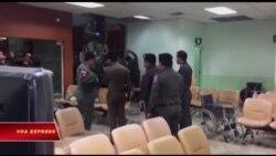 Thái Lan: Nổ bom, 24 người bị thương