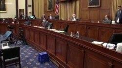 美国会议员批评技术公司的大亨们