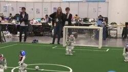 Foot : connaissez-vous la Robocup ?