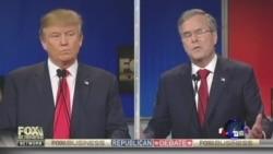 共和党参选人第六场辩论交锋激烈