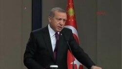 اردوغان: حملات نظامی ما علیه داعش و کردها ادامه می یابد