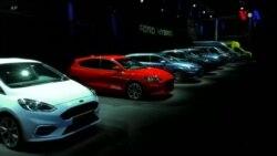 Ford yeni elektrik avtomobilləri təqdim edib