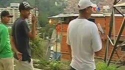 Encuesta delito organizado Venezuela: