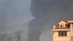 青島輸油管線洩露爆炸造成22人死亡