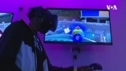 走進虛擬現實世界天涯若比鄰