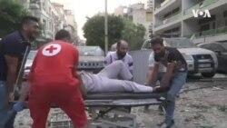 貝魯特大爆炸後黎巴嫩宣布兩週緊急狀態