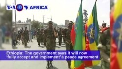 VOA60 Africa - Ethiopia Vows to Give Disputed Badme Town to Eritrea
