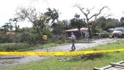 Cuantioso daños en Miami por fuertes vientos
