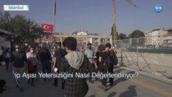 Türkiye'de Halk Grip Aşısı Bulamamaktan Yakınıyor