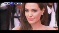 Nữ tài tử Angelina Jolie cắt bỏ buồng trứng ngừa ung thư (VOA60)