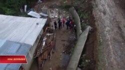 Bão nhiệt đới Earl gây lở đất ở Mexico, 38 người thiệt mạng