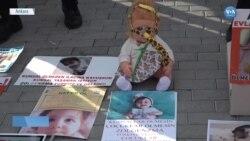 """SMA Hastası Bebekler İçin """"Sosyal Devlet"""" Çağrısı"""