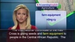 Anh ngữ đặc biệt: C.A.R Farm Aid (VOA)