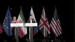Iran Nuclear Deal Vienna, Austria July 14, 2015