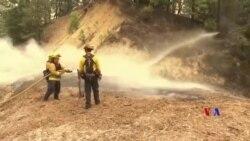 2018-07-30 美國之音視頻新聞: 美國加州山火蔓延已有6人喪生
