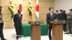 Zimbabwe Japan Sign Deals, Forge Forces on UN Security Reform