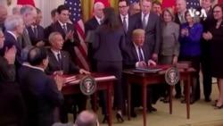 努欽:美中第二階段貿易協議將會取消更多的關稅 (粵語)