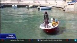 Peshkimi i paligjshëm në bregdetin e Ulqinit