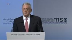 Mattis on Adapting NATO Alliance for 'Growing Threats'
