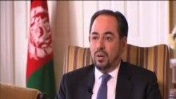 مصاحبۀ ویژه صلاح الدین ربانی با تلویزیون آشنا صدای امریکا