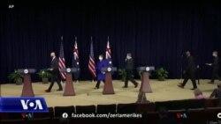 Blinken mbron marrëveshjen për nëndetëset me Australinë