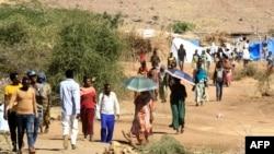 Faayilii - Baqattoota Itoophiyaa, Sudaan