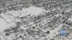 Перебої з електроенергією, брак питної води… Наслідки аномальних морозів в Техасі. Відео