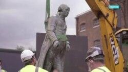 Власти нескольких британских городов подумывают убрать с улиц памятники работорговцам